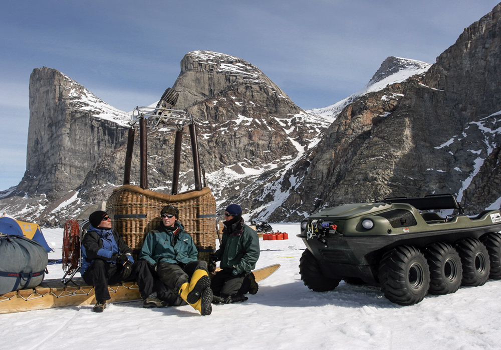 Baffin Safari arctic tours groups treks trips guides canada hot air balloon.jpg
