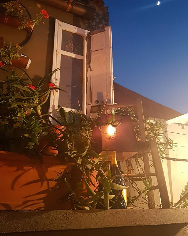 Beautiful evening on our trip to the east coast🌙 #bellasardegna #sardinia #smallgrouptours #moon #sardegna #travelguide #vacation