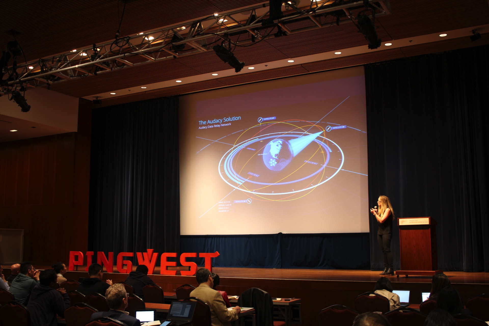 Audacy Pingwest Conference