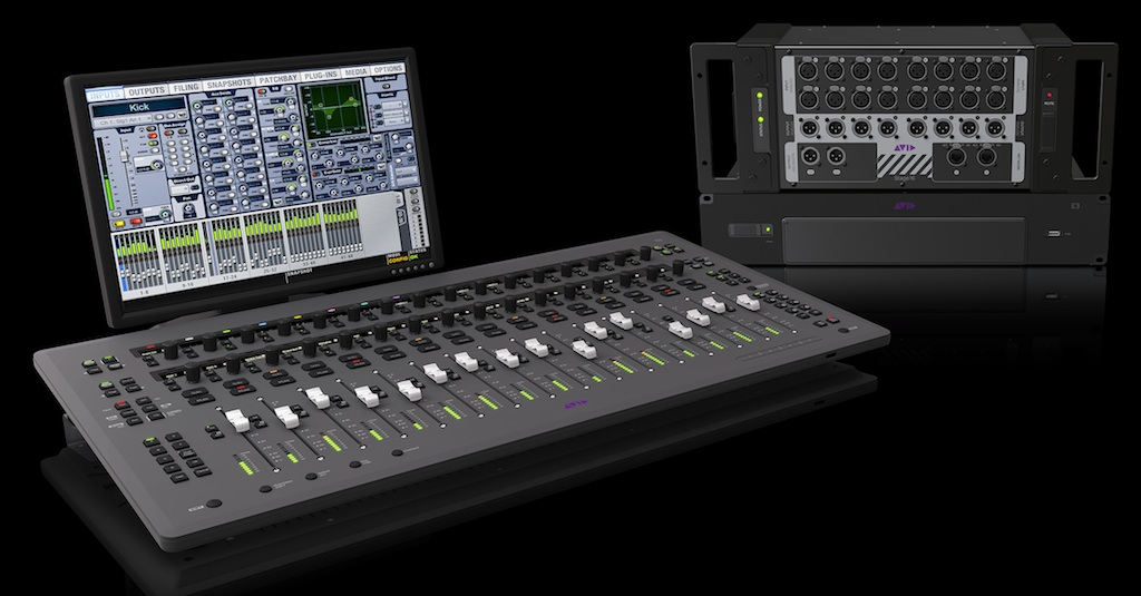 S3L-X is a highly scalable, Ethernet AVB-networked modular system that enables you to mix and record live shows with incredible efficiency. You can streamline FOH, monitor, and broadcast workflows by sharing the same I/O across multiple S3L-X Systems, with full automatic gain compensation. Plus, you can set up a mobile recording/mixing studio using just the VENUE | S3 surface and Pro Tools | Software on a laptop, making VENUE | S3L-X the most versatile system in live sound.