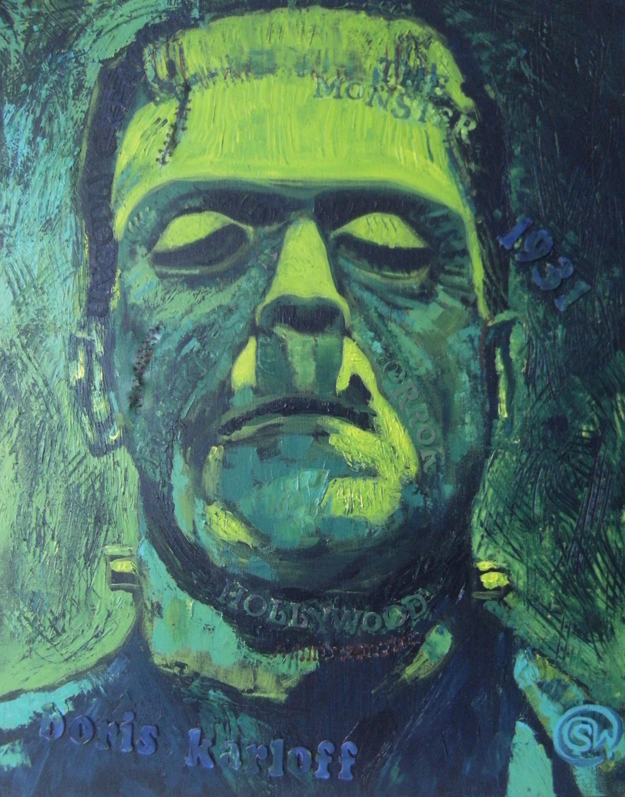 Dr.Frankenstein's Monster