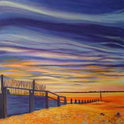 Wittering Sunset