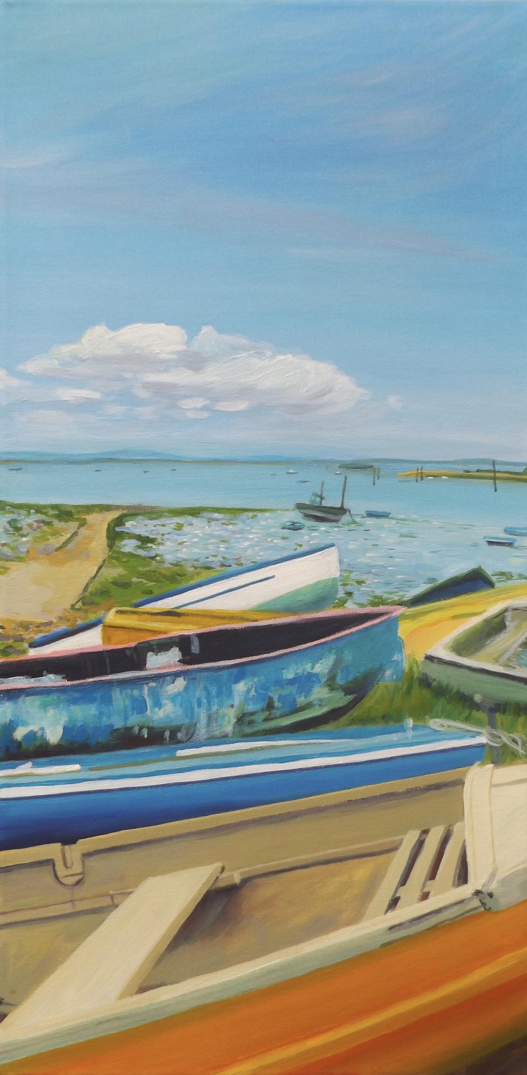 Milton Lock Boats