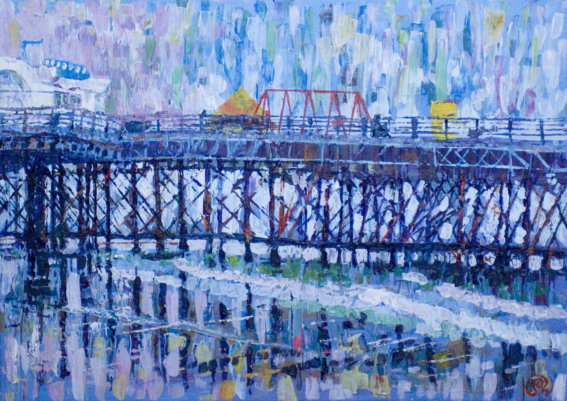 The Pier, Low Tide