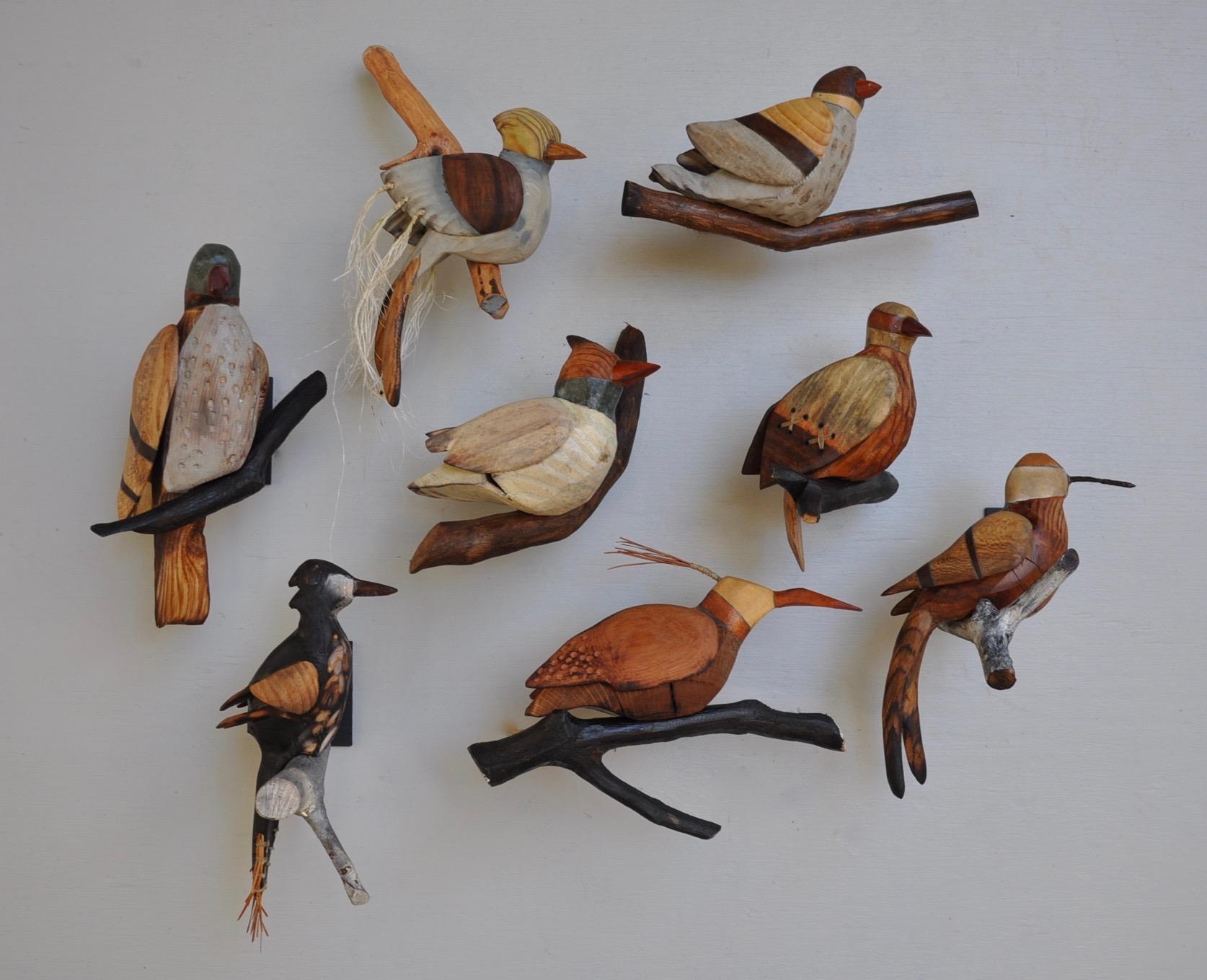 Eight Songbirds