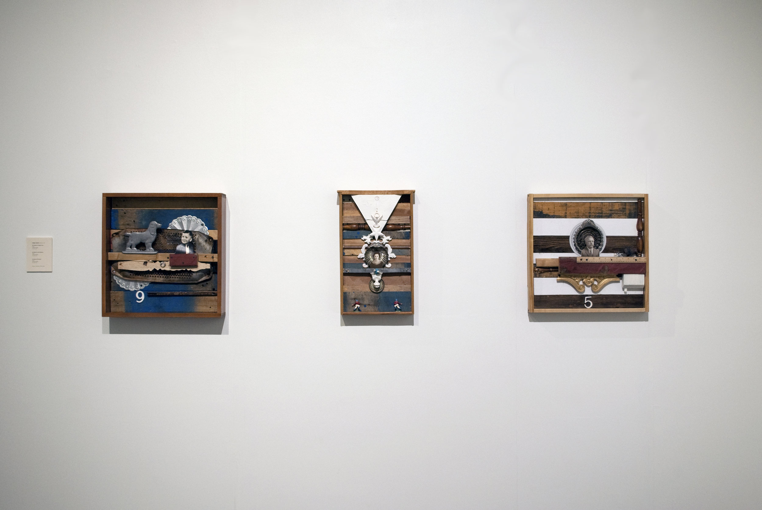 Various Works, Jeremy Grant