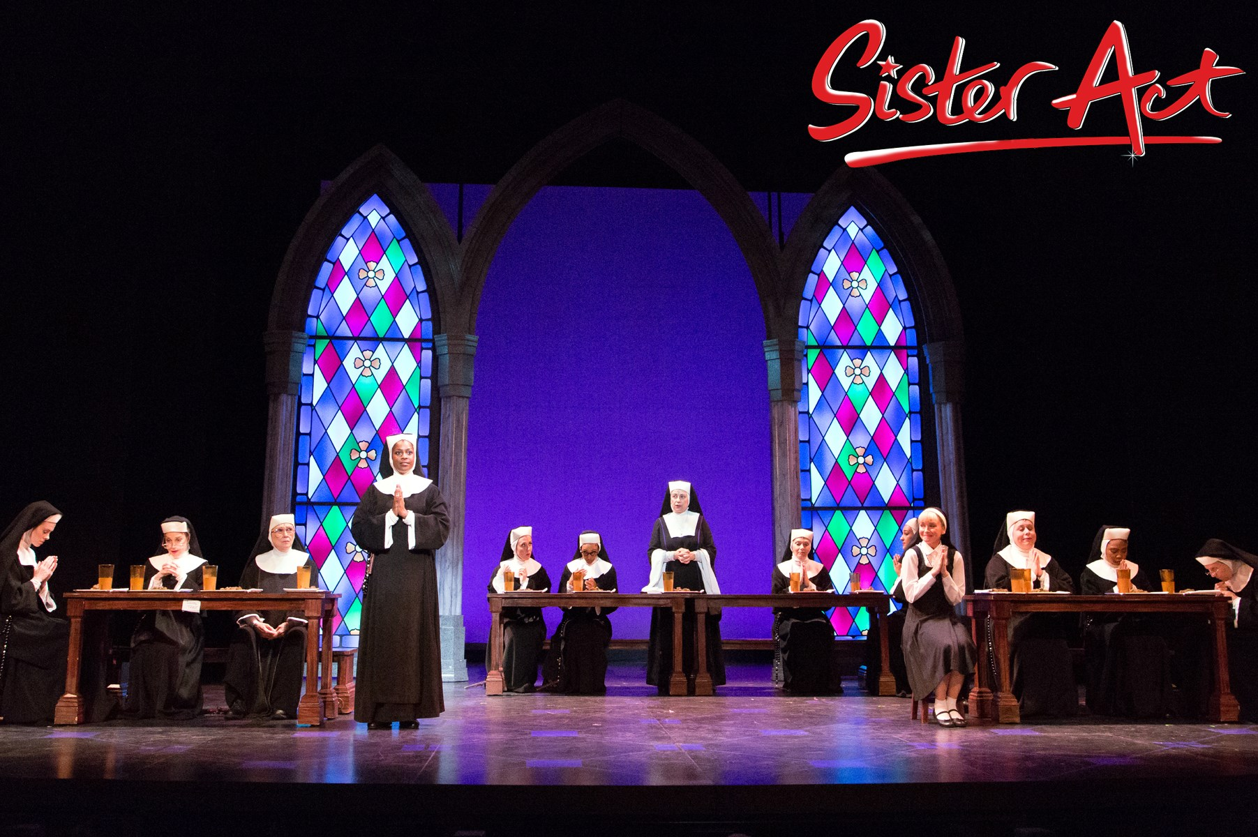 Sister Act at the Walnut Street Theatre
