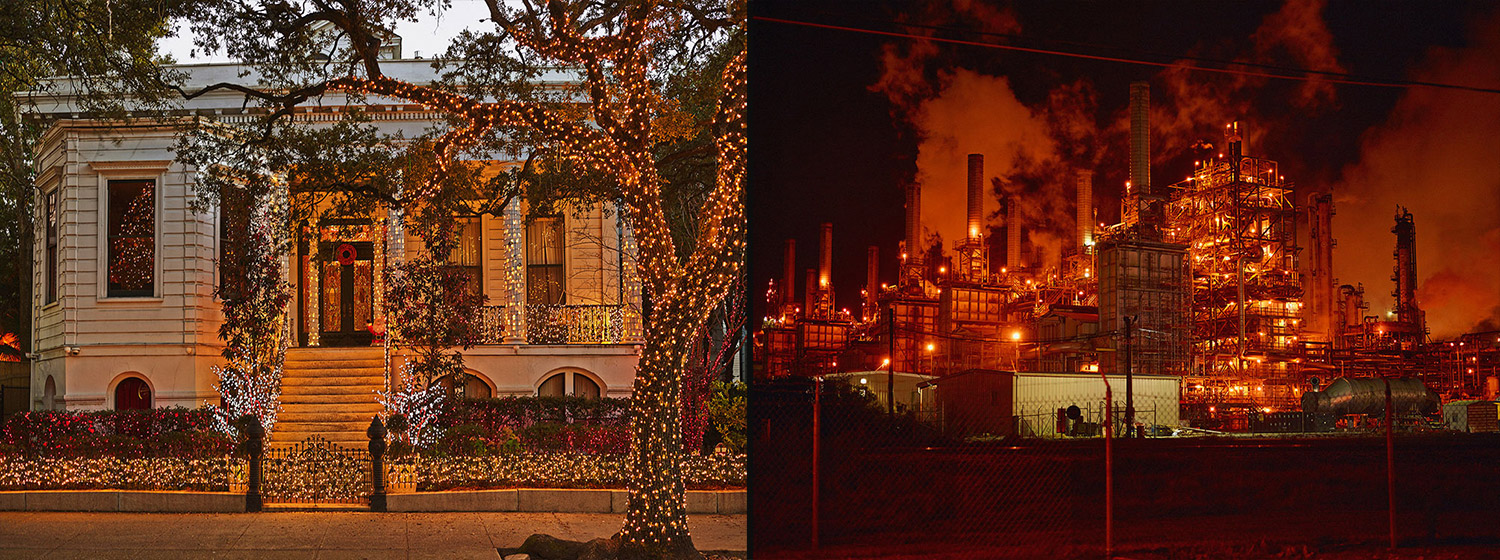 Diptych from  The Other Side of Christmas