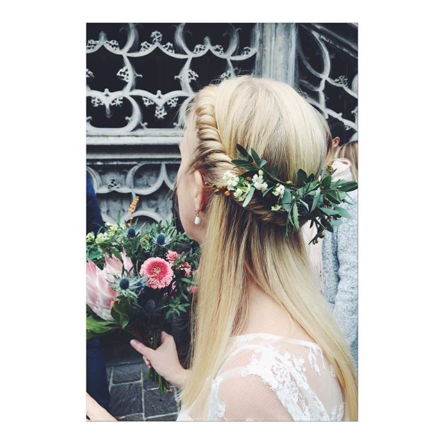 Another beautifuk creation by @kimlottefier for #studioblomma 🌸