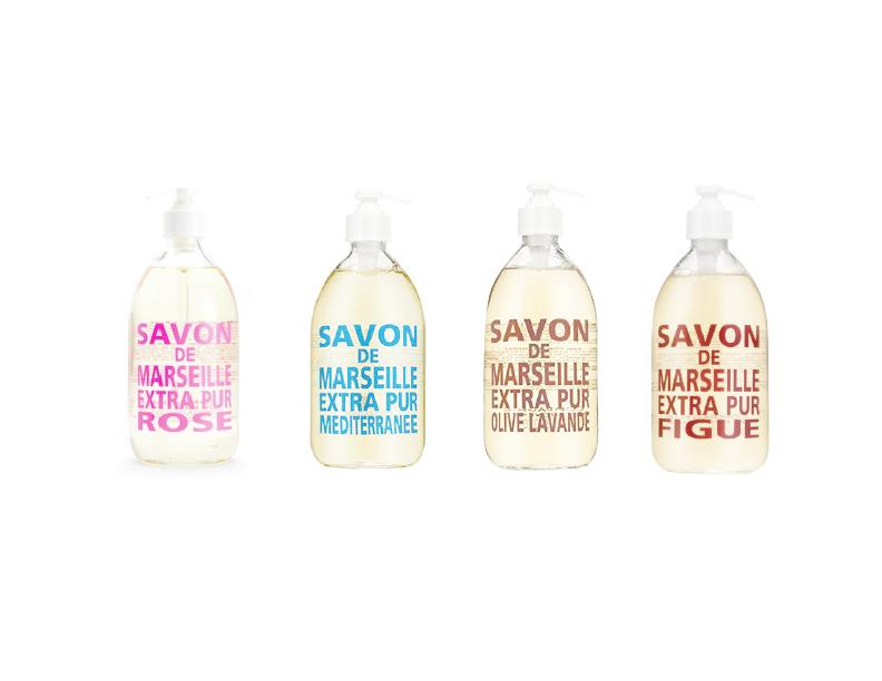 Savon De Marseille Extra Pur Hand Soap