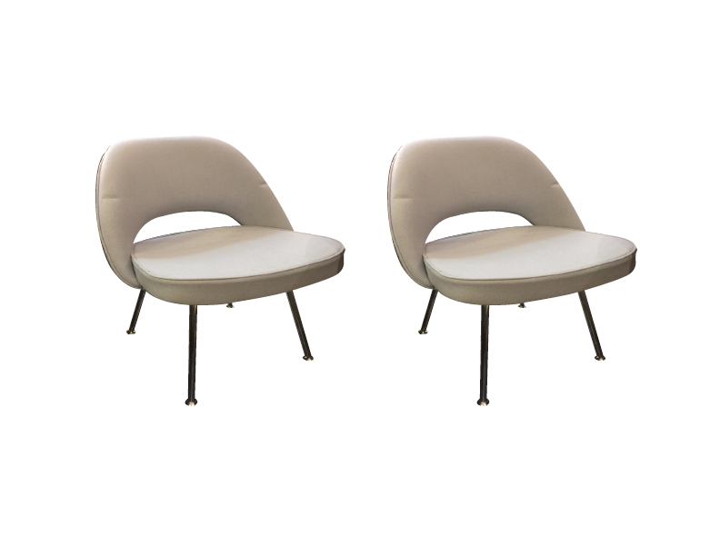 Pair of Original Knoll Chairs