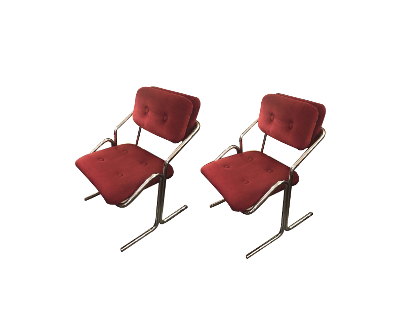 Thonet Style Chairs