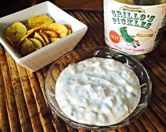 pickle-dip