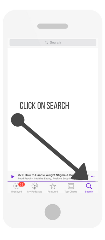 Step 2: Click on the Search button.