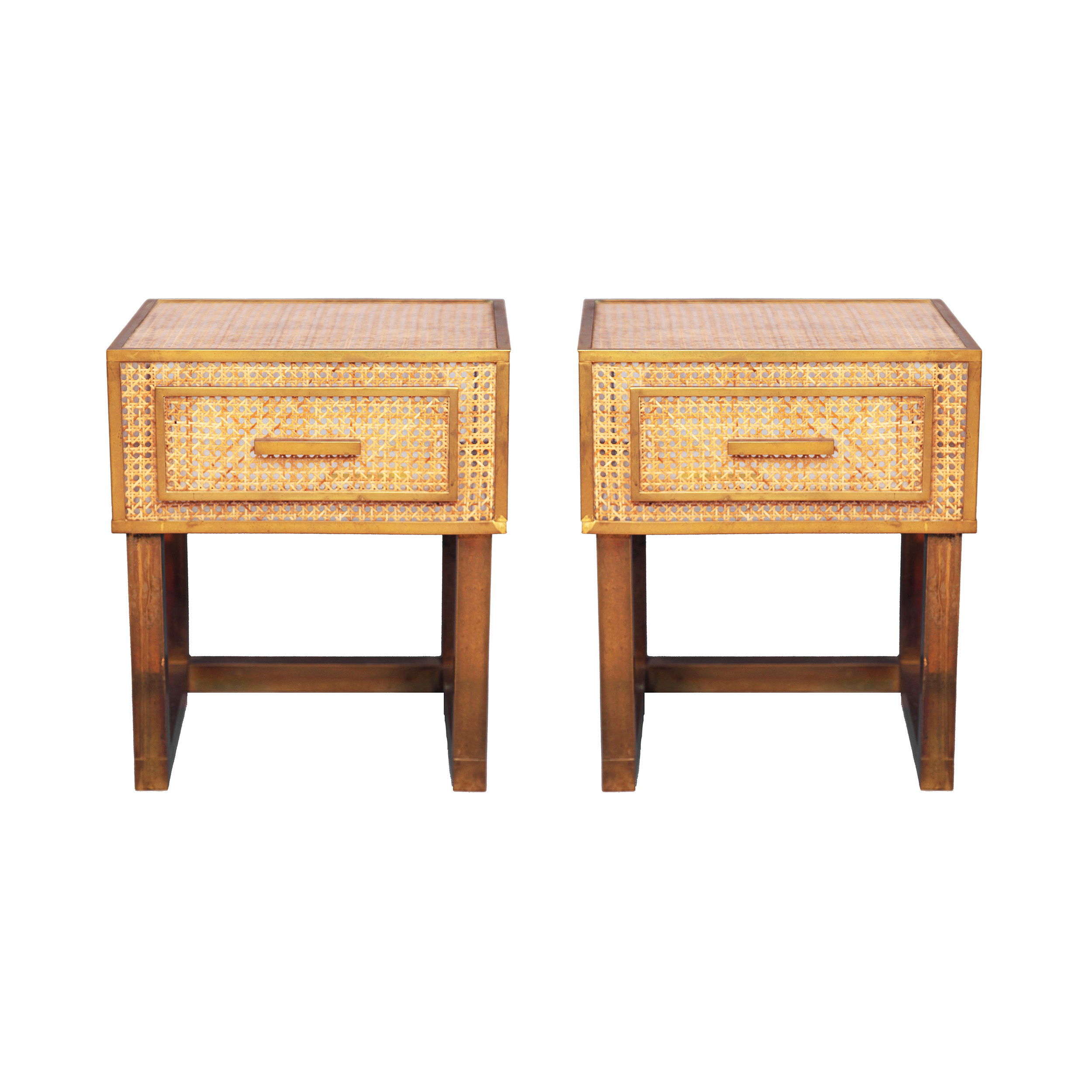 Gabriella Crespi for Dior Home Bedside Tables