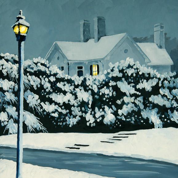 """Winter's Arrival"""