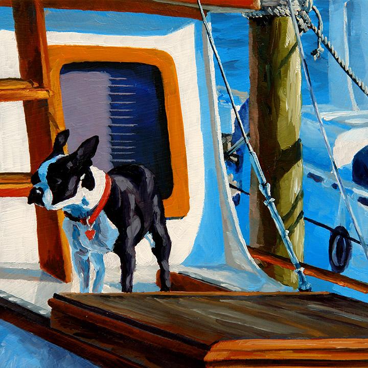 """Sea Dog"""