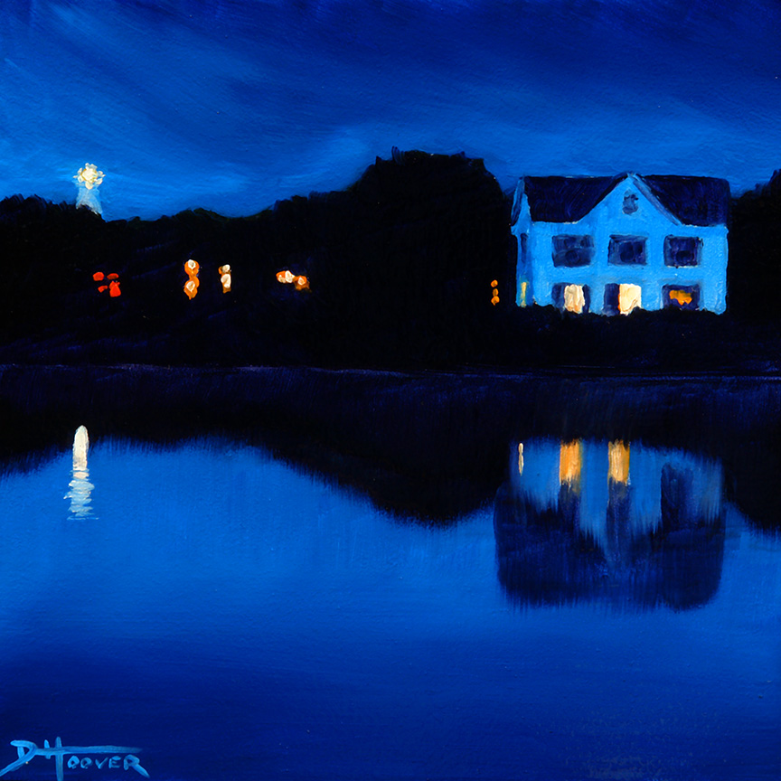 """Island Nights"" - Sold"