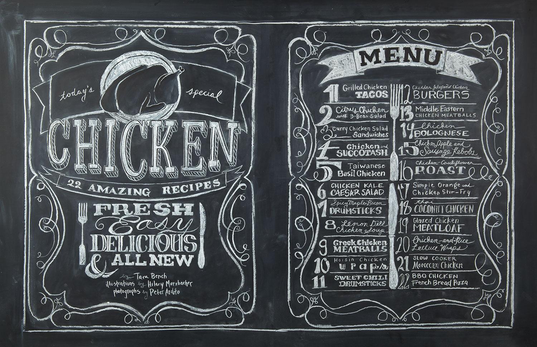ChickenIllustration