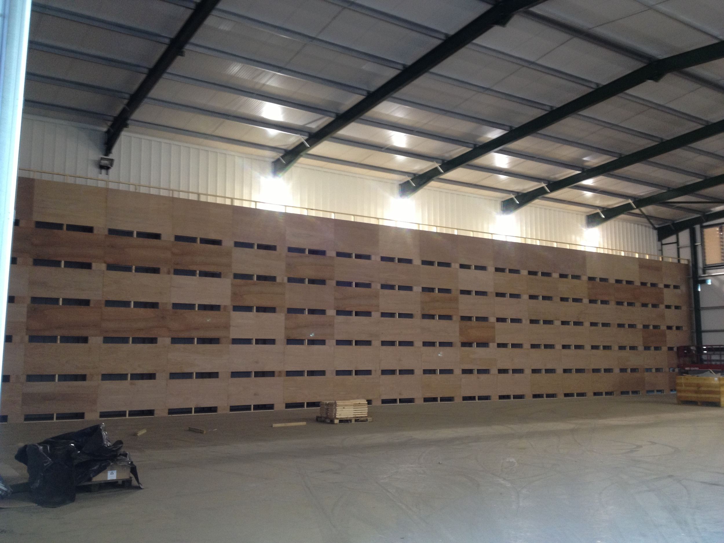 Box Onion Store Timber Duct