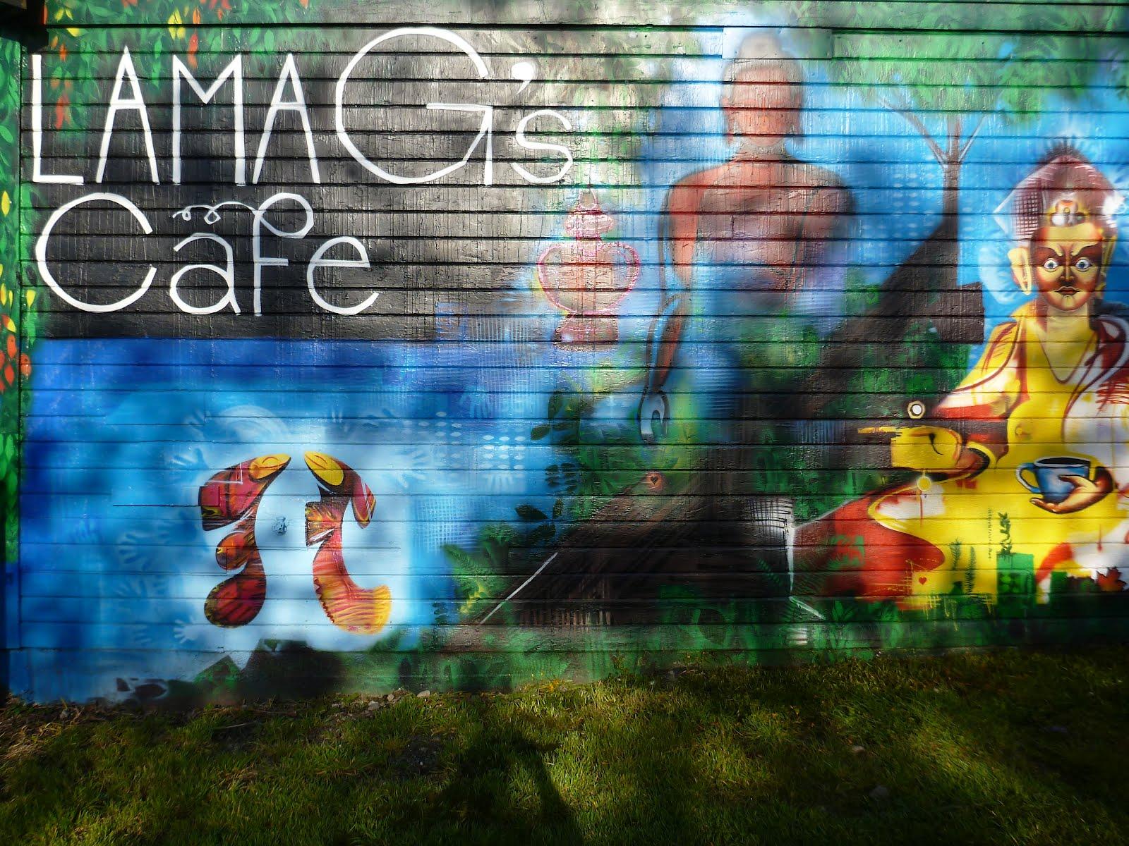 Lama G's Cafe Mural 2.JPG