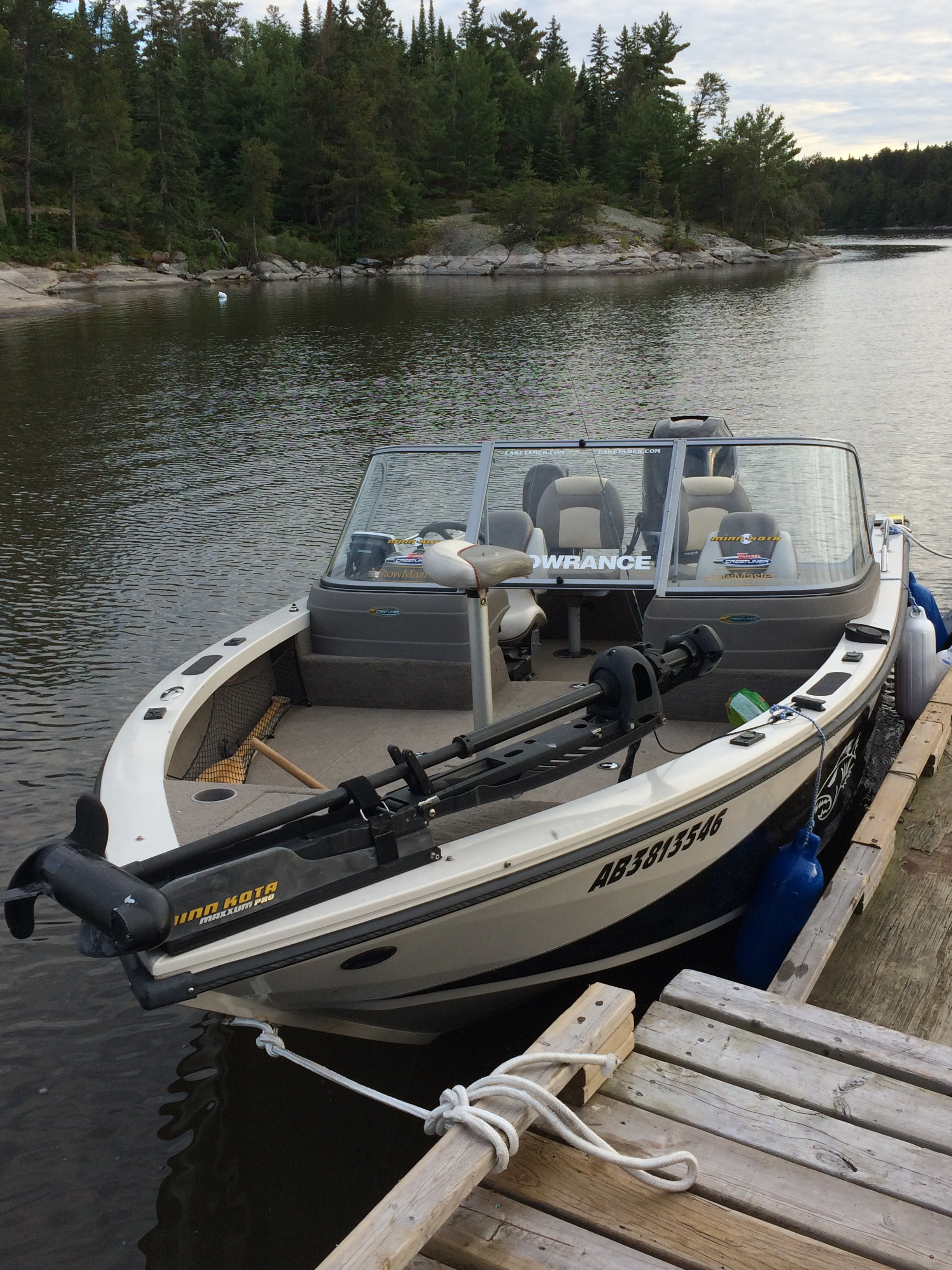 New guide boat