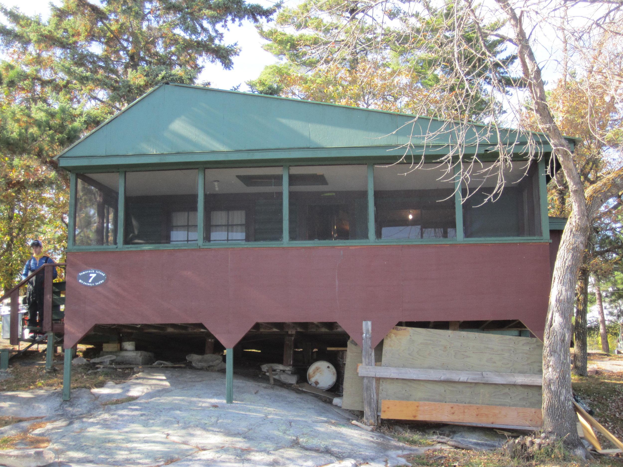 cabin 7 - front.JPG