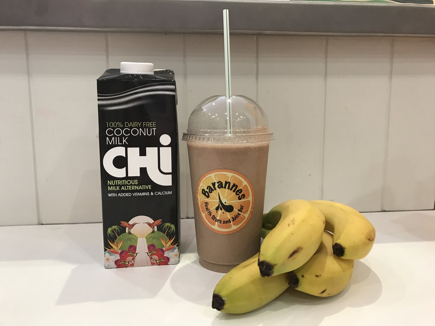 Gym Punch Smoothie