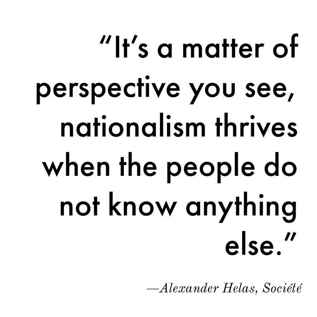 Close minds. High walls. ◾️◼️〰️ •• [From Chapter: Freedom, like instinct, is Impulsive] •• #societe #fiction #visionaryartist #novelist #alexanderhelas #author