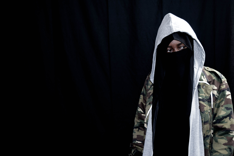Hoody and Niqab