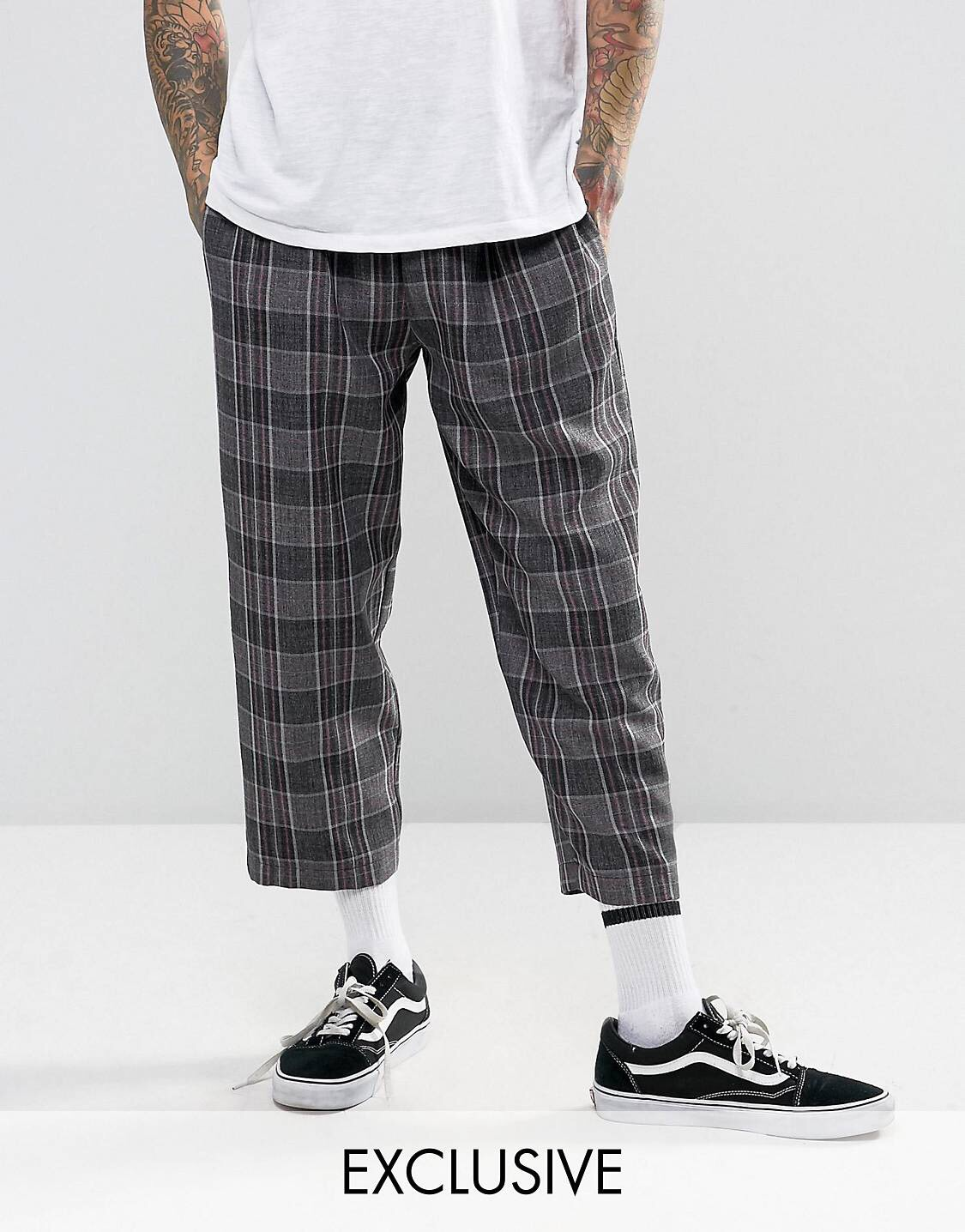 £40 Reclaimed Vintage Trousers - Here's the link for the bottoms if you're willing for ASOS to finesse you