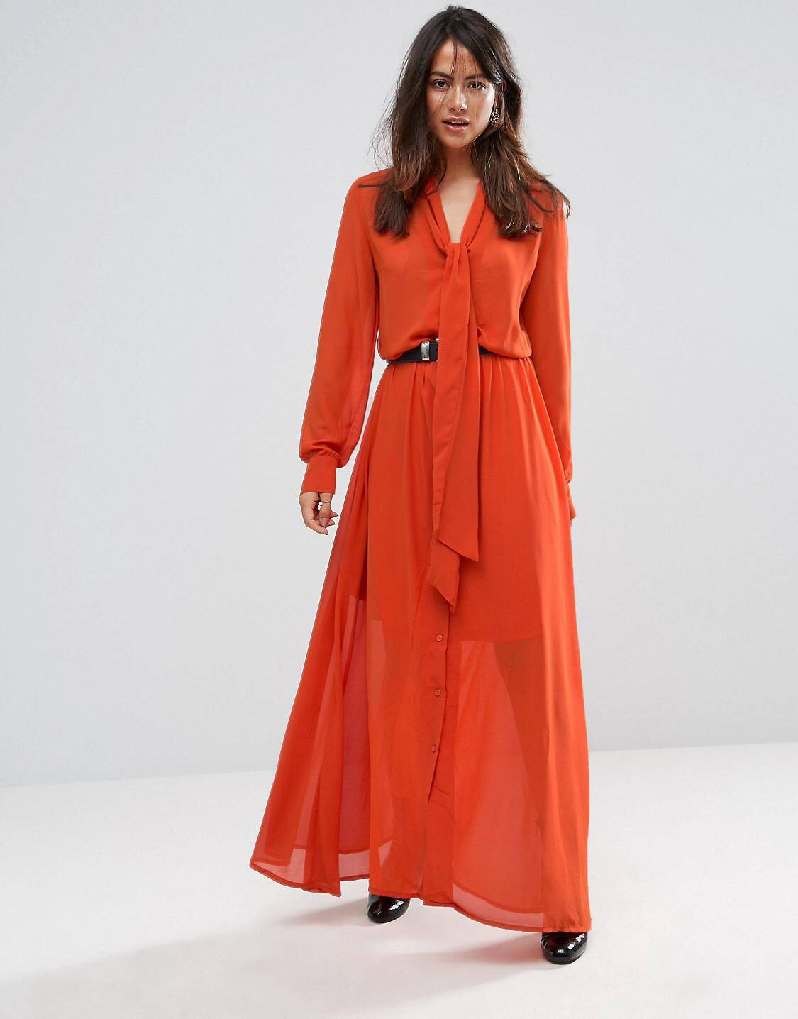 £22 Glamorous Maxi Dress - You really can't have it all mehnn, so you'll need to line this one.