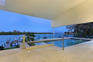 Lido Key Bay Porch