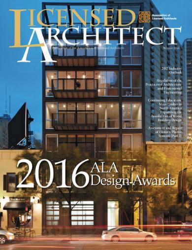 2016 ALA Design Awards