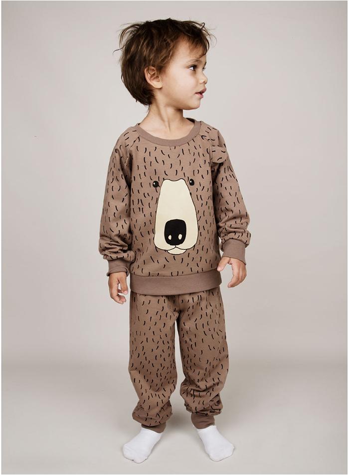 Mini Rodini Bear