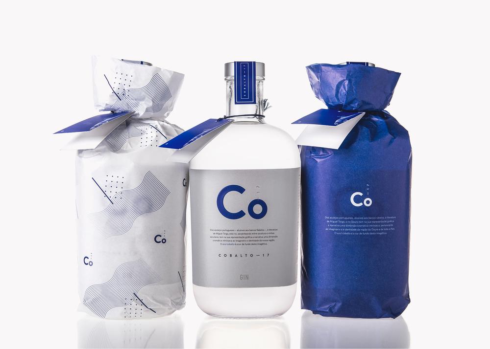 Kobolt bottle design