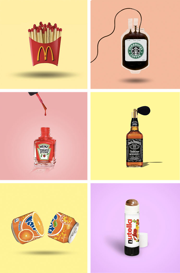 Packaging art by Alessio Franceschetto