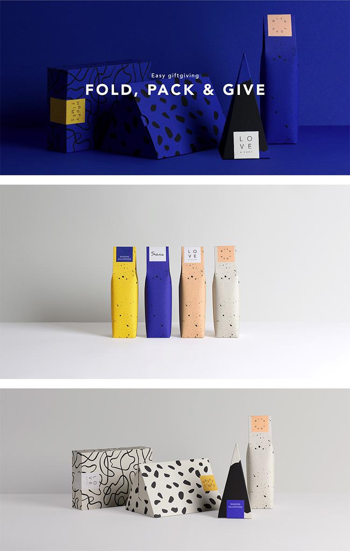 Wrappu giftboxes at Förpackad