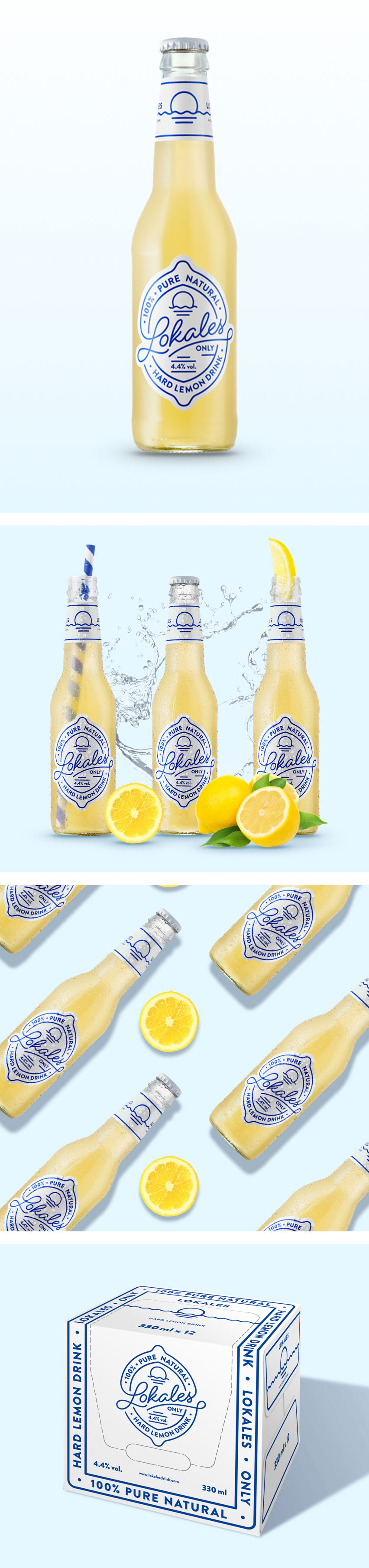 Lokales Fresh packaging design at Förpackad