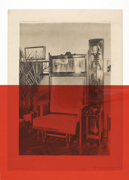 Katherine Di Turi, L'ambiente Moderno III, 2014, Giclee print, Edition of 5 + 1 AP, 11 x 8 inches