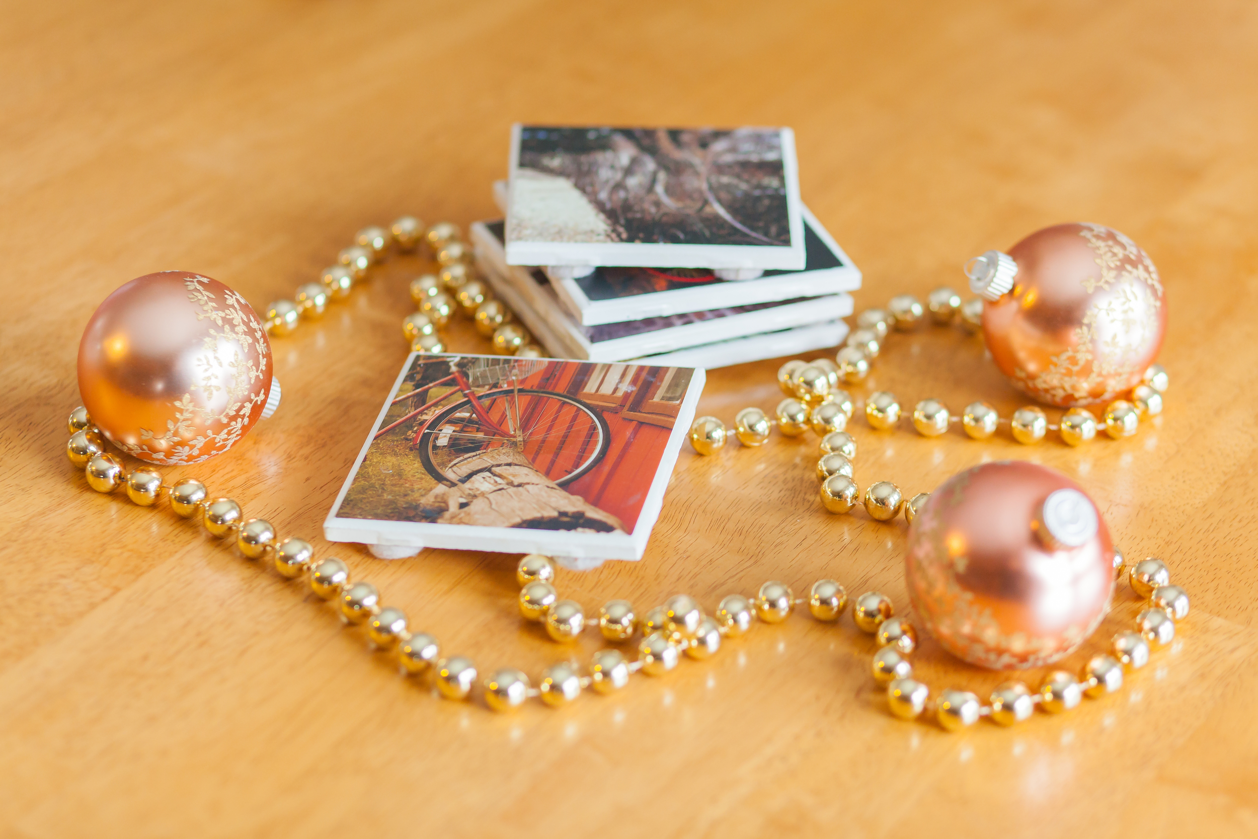 DIY Photo Coasters Alexi Hubbell Photography
