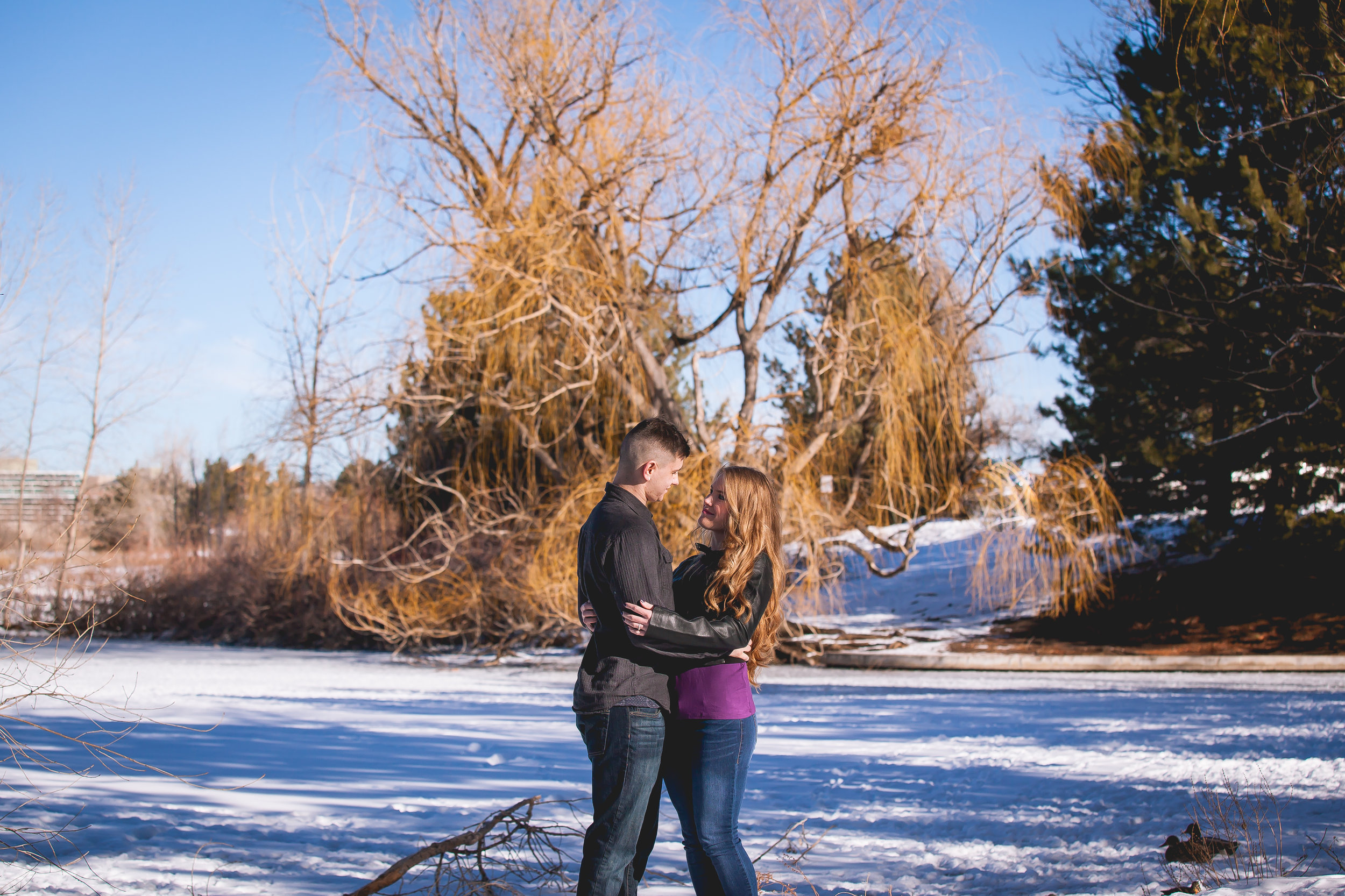 duck pond durango engagement session tips