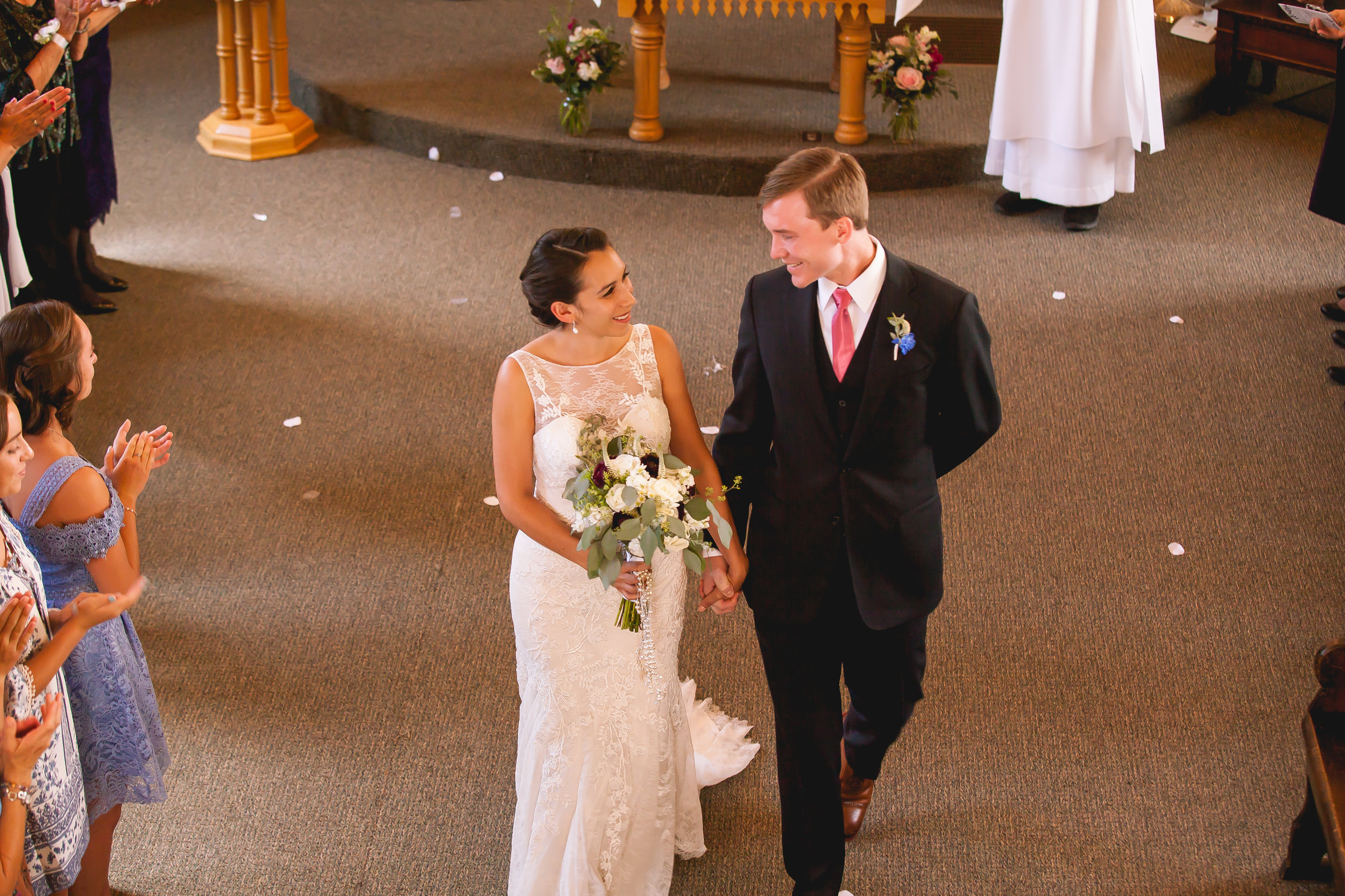 St. Patricks Telluride Colorado Wedding Alexi Hubbell Photography
