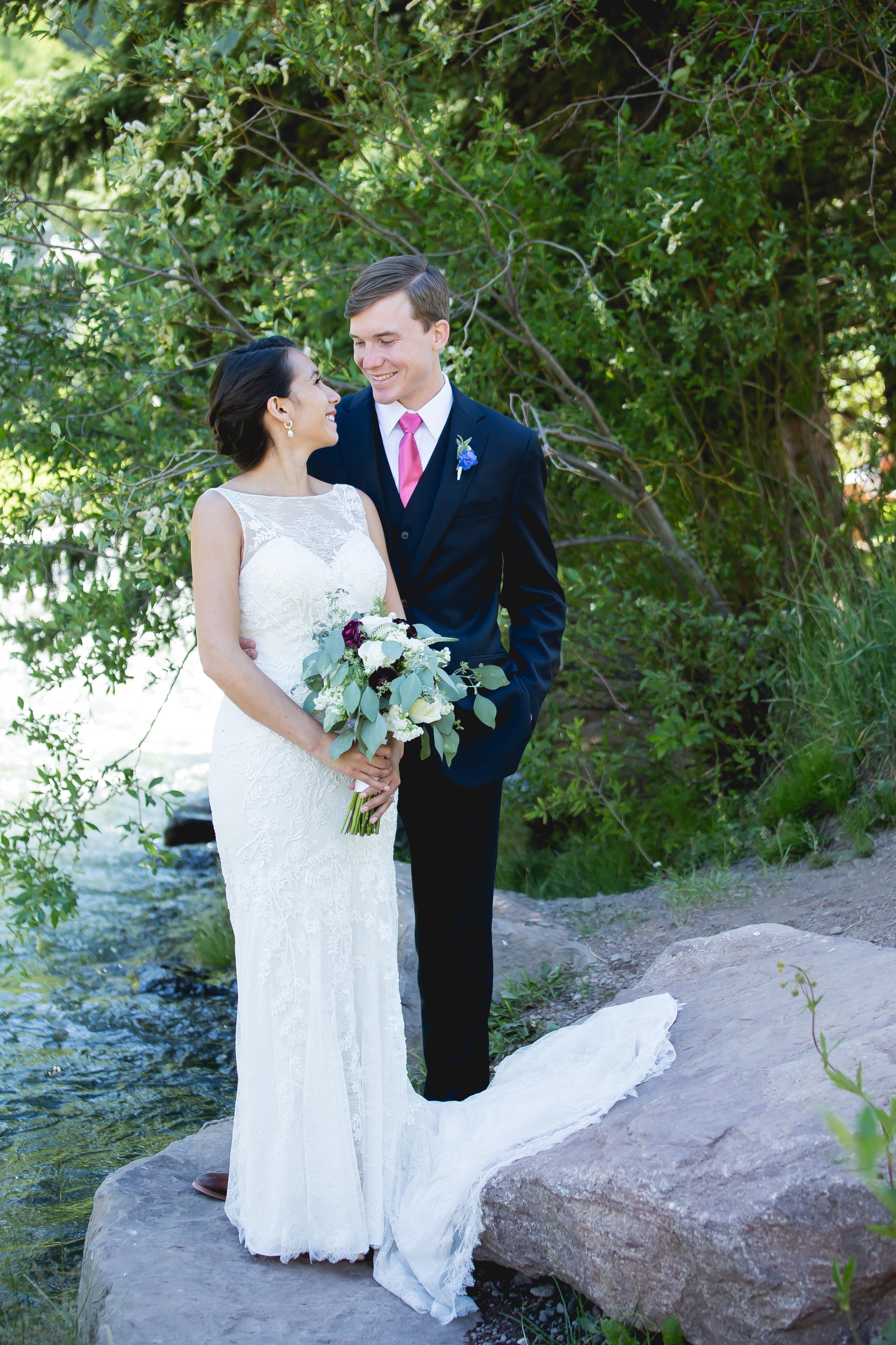 St. Patrick's Catholic Church, Telluride Colorado and Durango Wedding Photographers Alexi Hubbell Photography