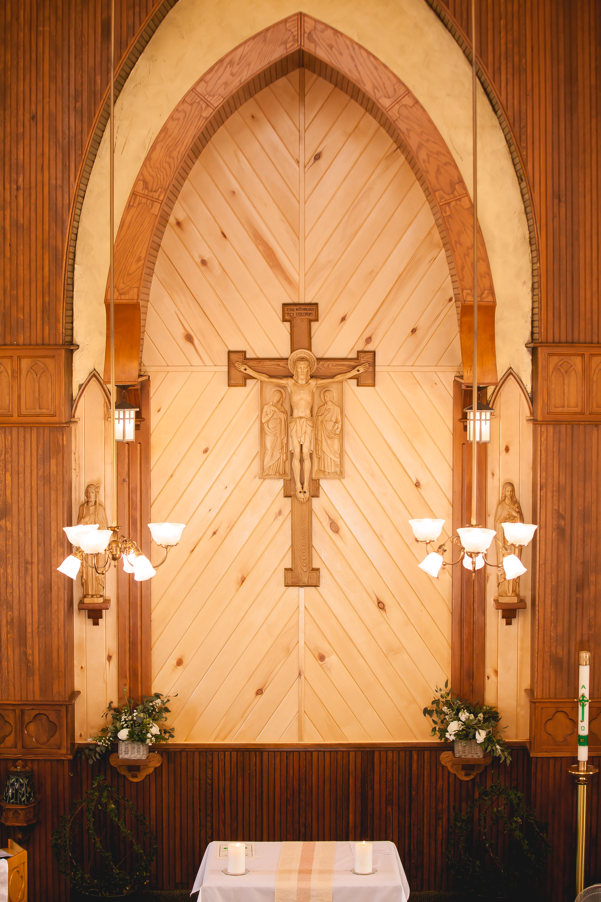St. Patricks Catholic Church, Telluride and Durango Wedding Photographers Alexi Hubbell Photography
