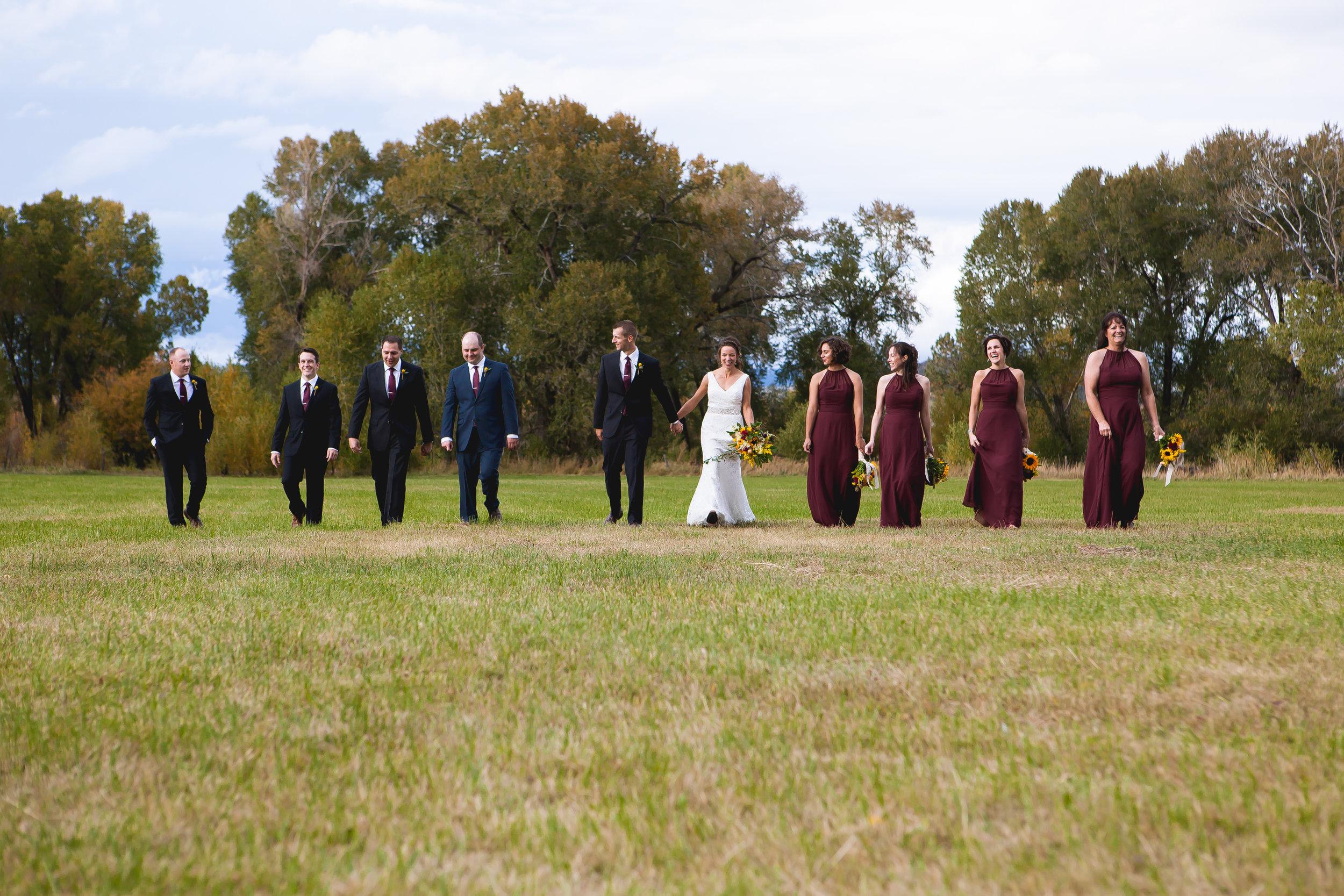 La Platts Pond wedding