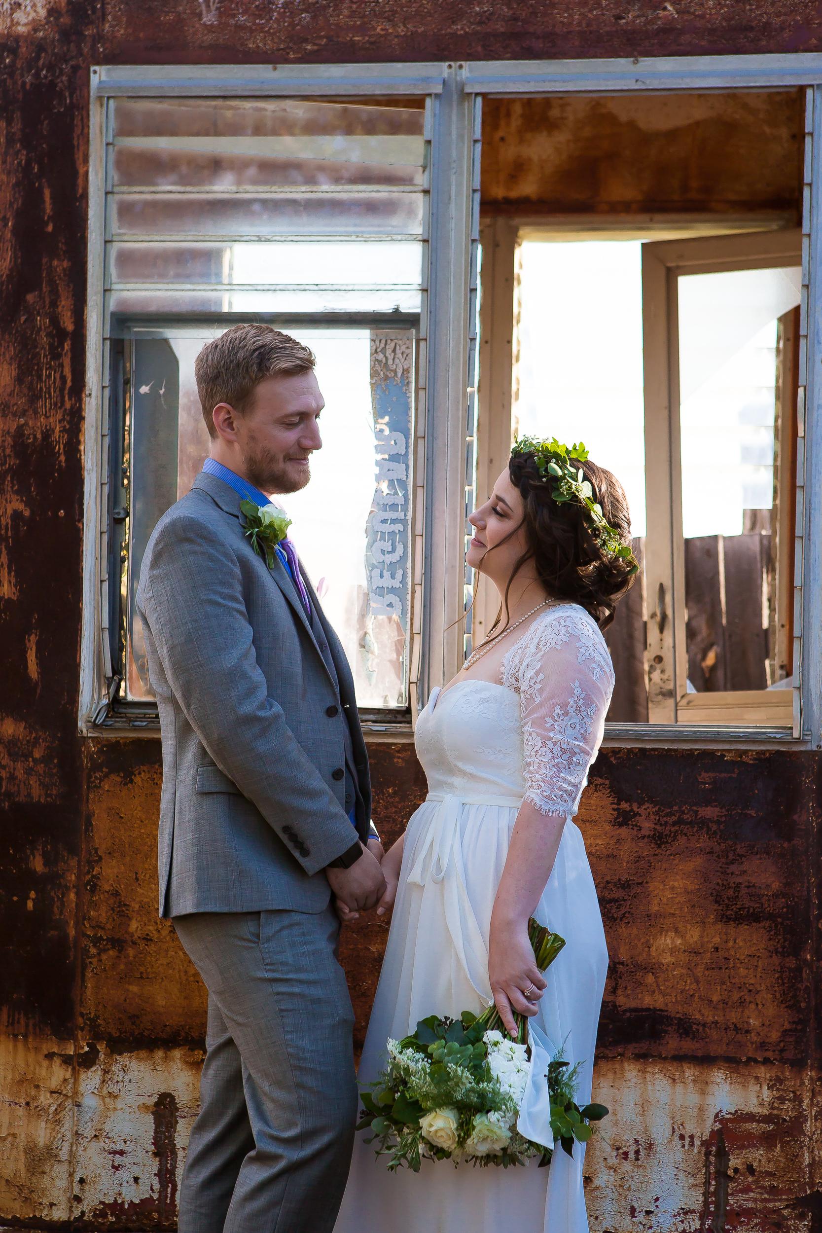 Hillside Gardens Wedding Colorado Springs Durango Photographer Alexi Hubbell
