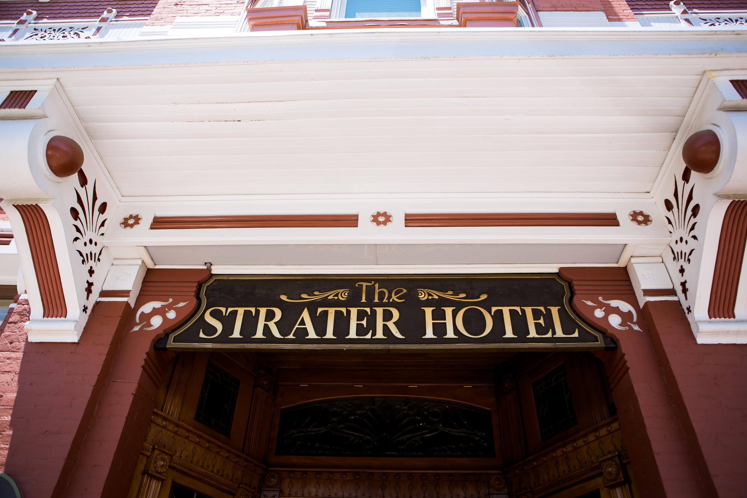Strater Hotel Wedding Durango