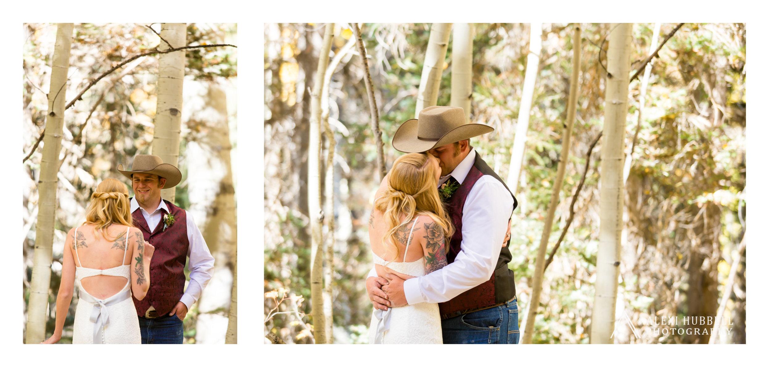 Mancos COLORADO wedding echo basin ranch