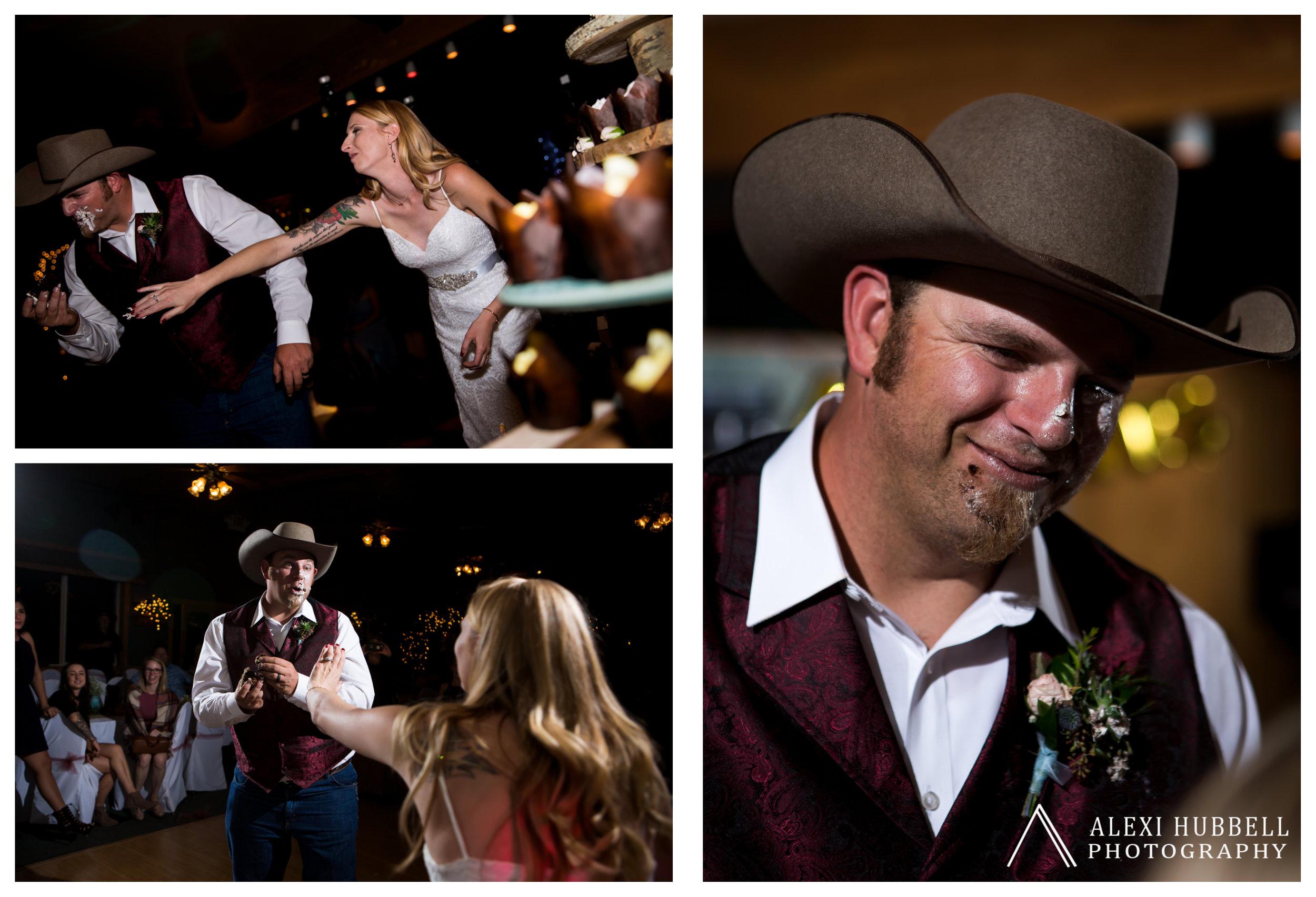 Mancos COLORADO wedding echo basin ranch  Fall wedding Durango
